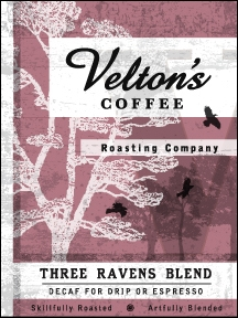 Three Ravens Blend (decaffeinated)