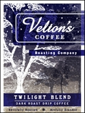 wilight Blend (dark roast drip coffee)